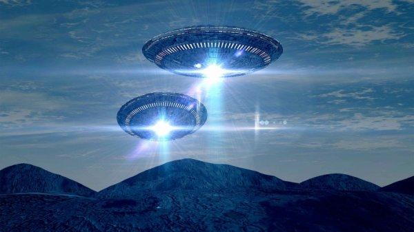 В штате Аризона снова заметили НЛО