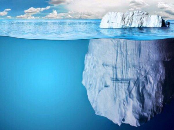 Спутники ЕКА оповестили о появлении громадного айсберга у берегов Антарктиды