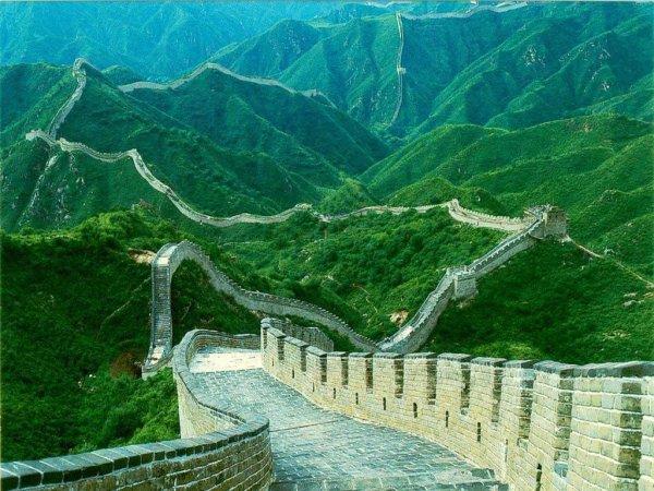 Ученые рассказали, кто и зачем на самом деле построил Великую Китайскую стену