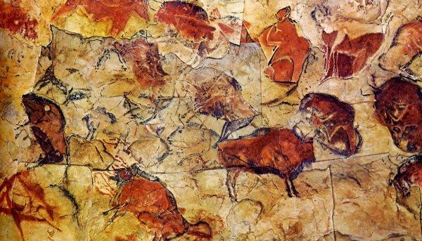 В Испании нашли образцы наскальной живописи возрастом в 14 тысяч лет