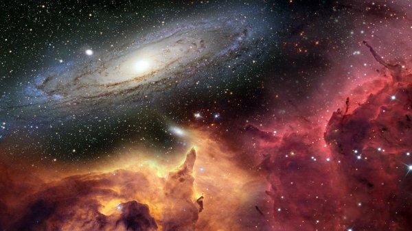 Ученые: Человечество построит свою Вселенную в будущем