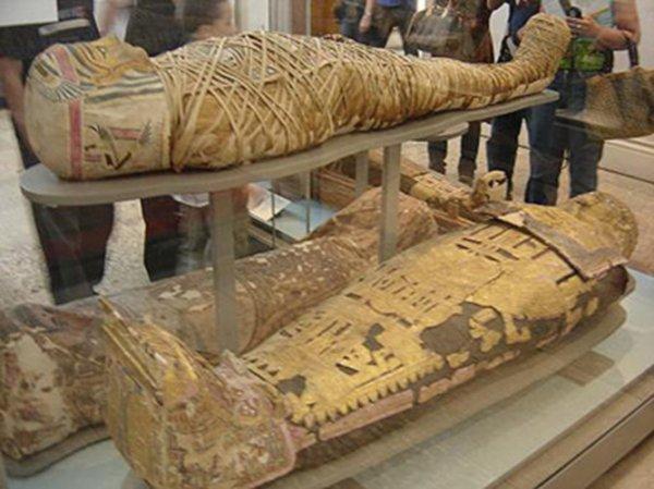 Средневековые мумии ребенка и взрослого будут изучены экспертами России и Кореи