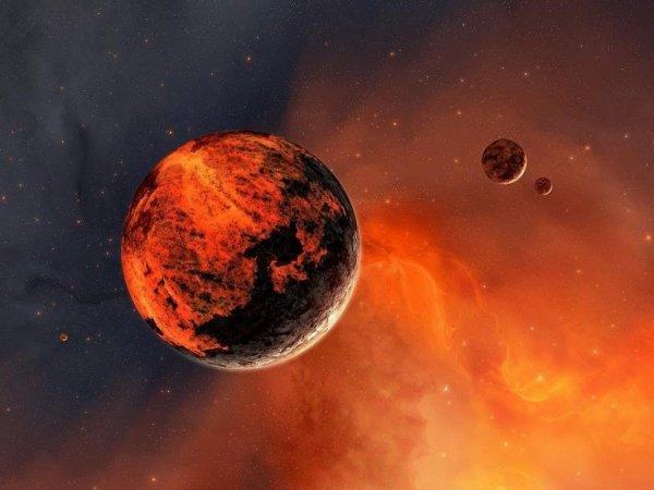 Роскосмос: Подготовка полета на Марс начнется в 2019 году