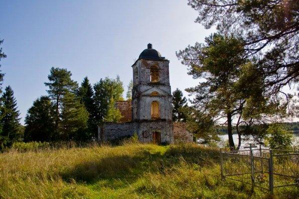 Под Белозерском археологи обнаружили мощи святого