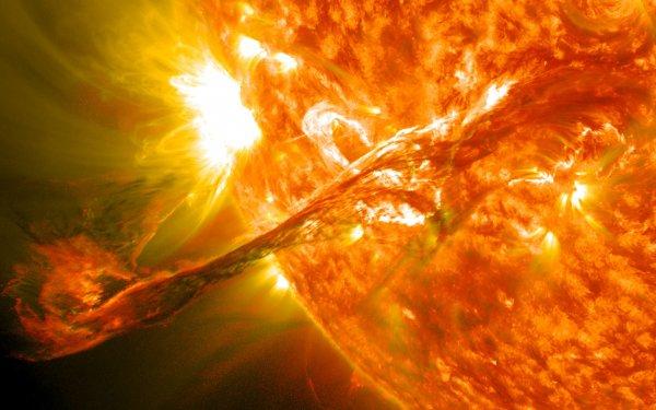 Земля погрязнет в катаклизмах из-за вспышки на Солнце