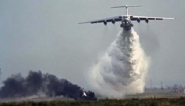 В РФ создан авиатренажер для подготовки специалистов к тушению пожаров