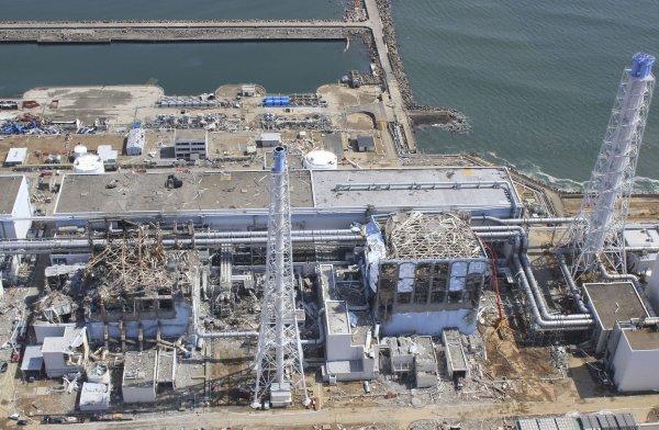 В Японии планируют запуск робота-рыбы для исследований дна «Фукусимы-1»