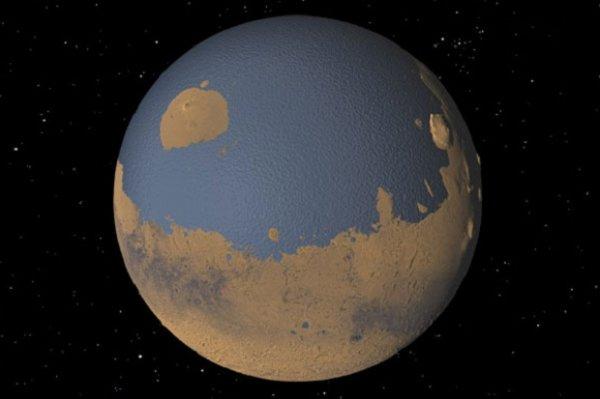 Ученые доказали гипотезу единственного удара Марса: Что на самом деле произошло с Красной планетой?