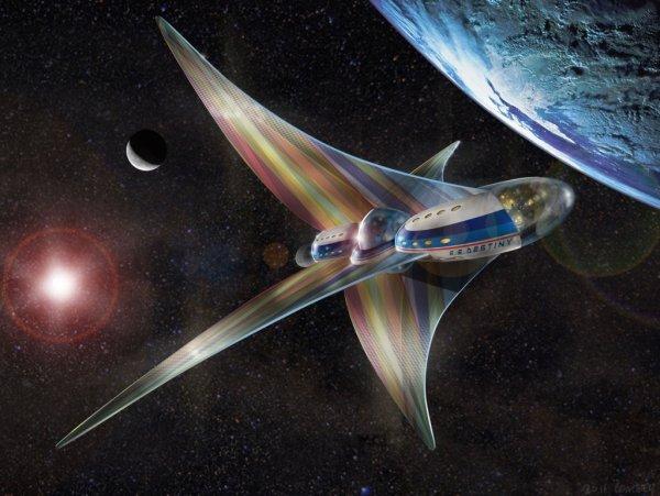 РКК «Энергия» хочет оправить в космос туристов: Станут ли люди космическими путешественниками?
