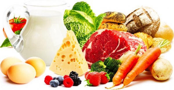 Одновременное употребление белков и углеводов опасно для здоровья – Ученые