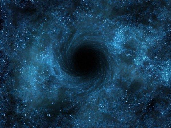 Российские ученые узнали, как появились первые черные дыры