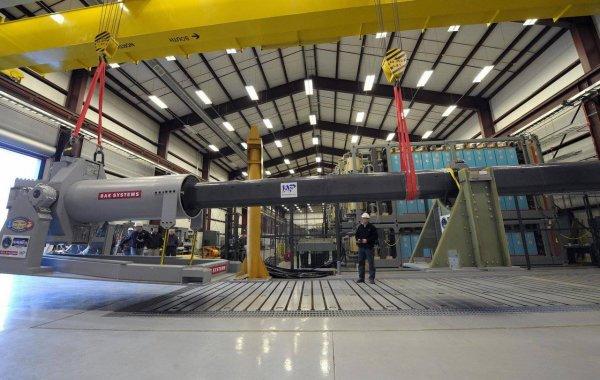 Американские инженеры впервые смогли несколько раз выстрелить из рельсотрона