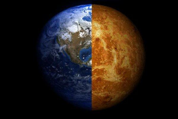 Стивен Хокинг: Земля может превратиться в тепличную планету, как Венера