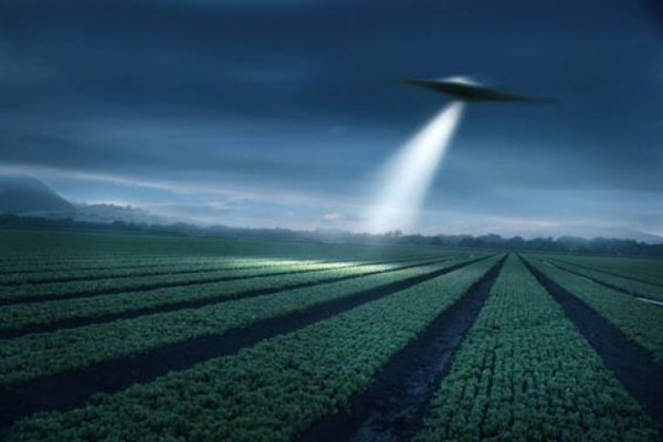 Загадочное НЛО в форме шара засняли на видео в Краснодаре