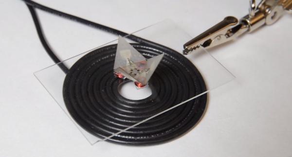 Ученые создали оригами-роботов, работающих при помощи внешнего магнитного поля