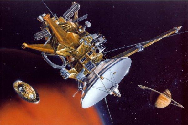 Зонд «Кассини» столкнулся на Сатурне с необъяснимой аномалией: Что не так с магнитным полем планеты?