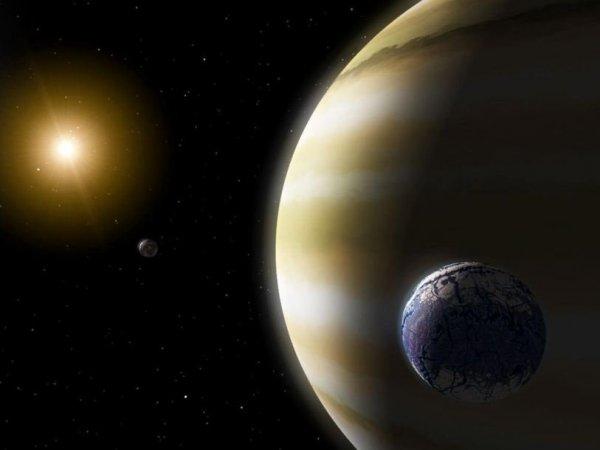 Ученые объяснили, почему скрывали факт открытия экзолуны