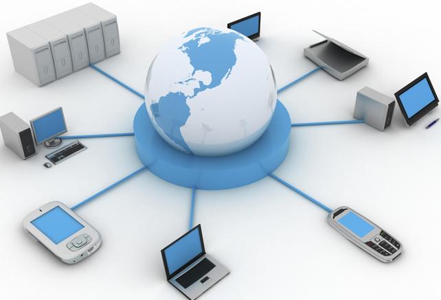 Огромный список оборудования для создания информационных систем
