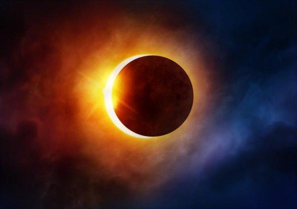 Ученые назвали дату последнего солнечного затмения