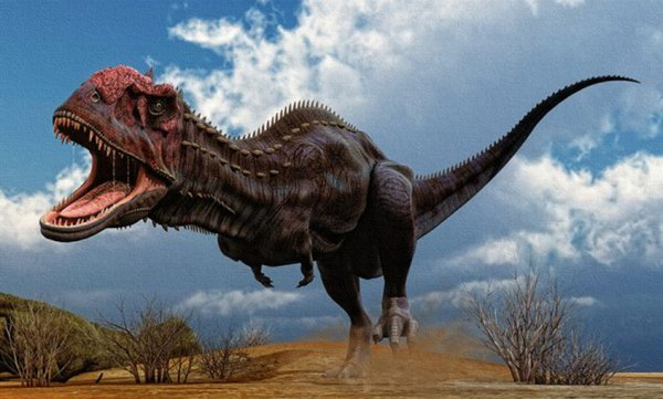 В Китае нашли следы динозавров, обитавших на Земле 100 млн лет назад