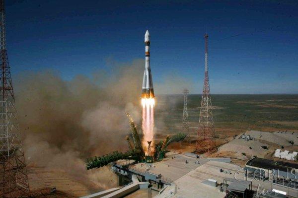 Ракета-носитель Vega вывела на орбиту два спутника