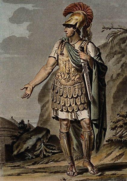 Ученые нашли предков древнегреческих героев и потомков жителей Крита