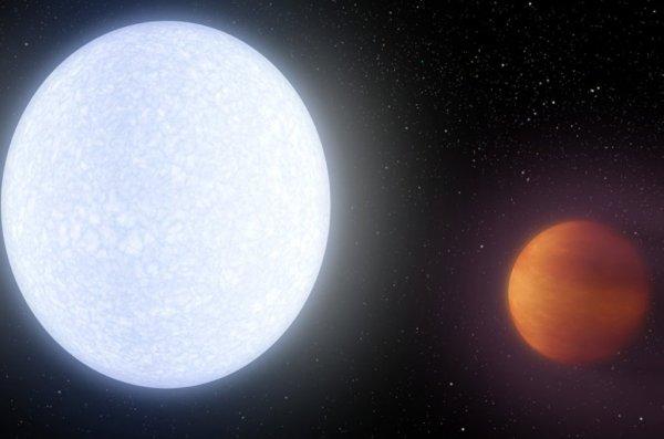Учёные: Адская планета существует