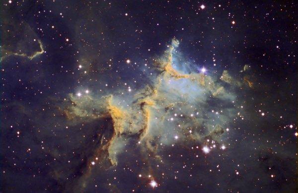 Ученые на примере изолированной галактики рассказали о развитии Млечного Пути