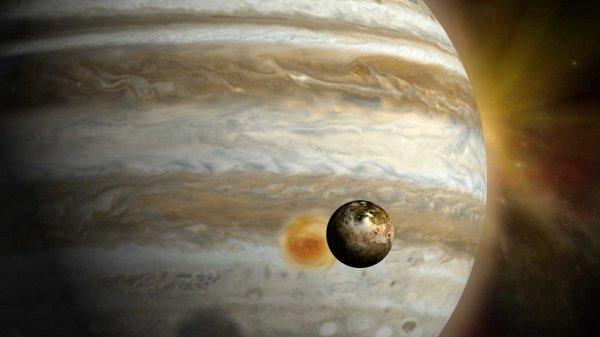 Ученые утверждают, что жизнь на Земле зародилась благодаря Юпитеру
