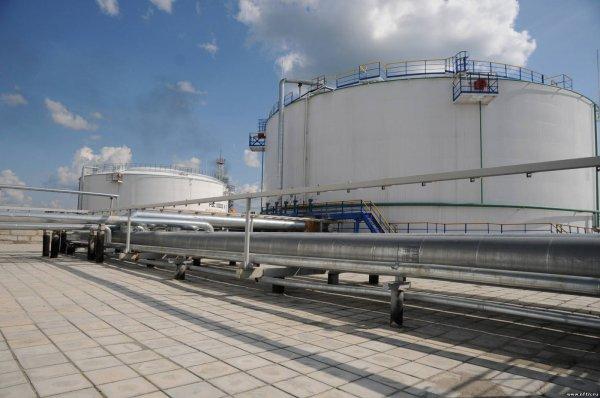 В Красноярске представили новый способ качественного хранения нефти