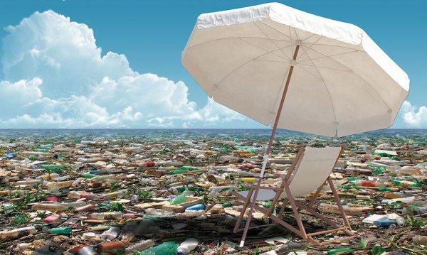Ученые в Тихом океане нашли ещё один остров из пластика