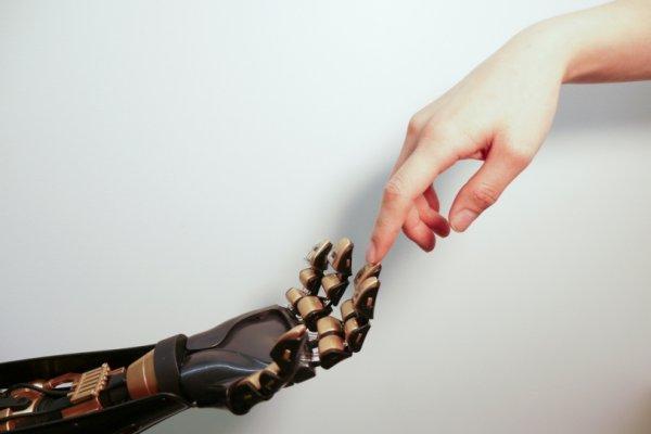 Ученые создали искусственную кожу, которая передает тактильные ощущения