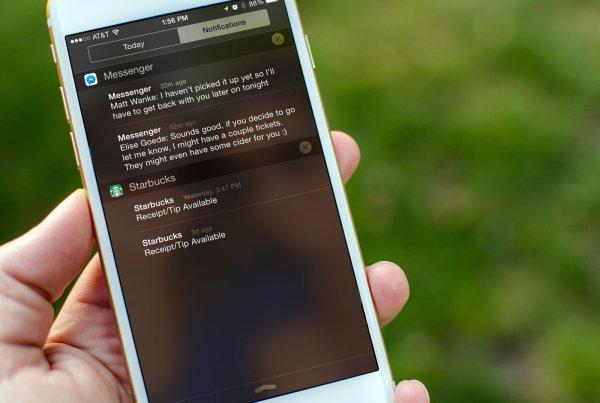 Ученые: Сутки без телефонных уведомлений меняют человеческую психику