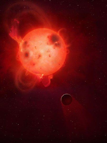 Ученые NASA подтвердили существование девятой планеты Нибиру