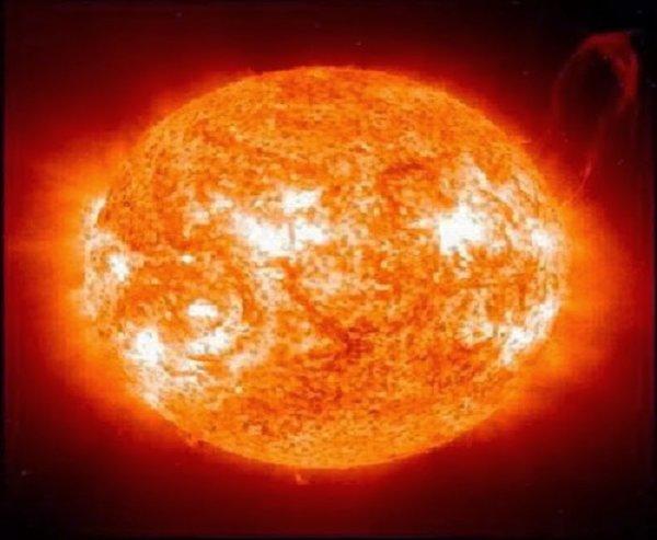 Ученые удивлены огненным океаном в созвездии Персея