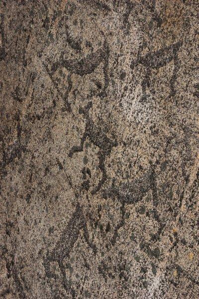 На древнем рисунке индейцев было изображено солнечное затмение