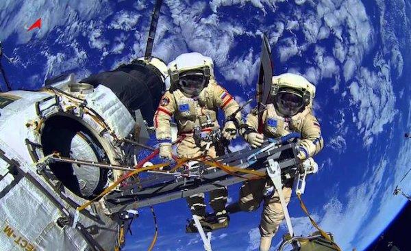 Российские космонавты Шкаплеров и Мисуркин признаны годными к полёту