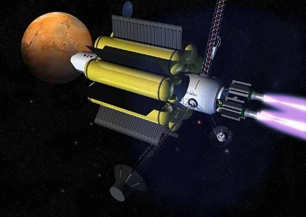 NASA совместно с Ad Astra запускает испытание плазменной ракеты