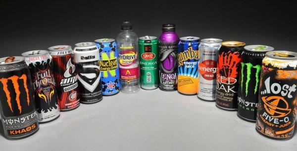 Ученые: Употребление энергетиков приводит к кокаиновой зависимости
