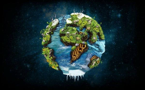 Ученые из Франции опровергли первоначальную теорию возникновения Земли