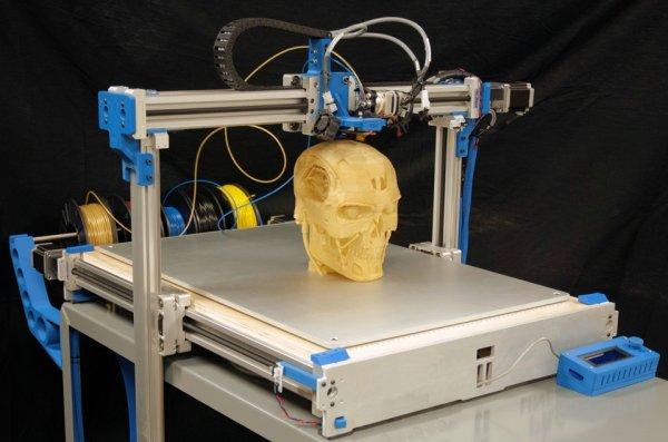 Ученые испытали 3D-принтер в вакууме