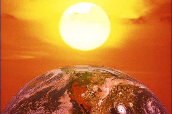 Ученые: Глобальное потепление займет на Земле миллионы лет