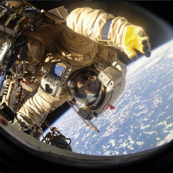 Россияне с МКС выйдут в открытый космос впервые за полтора года