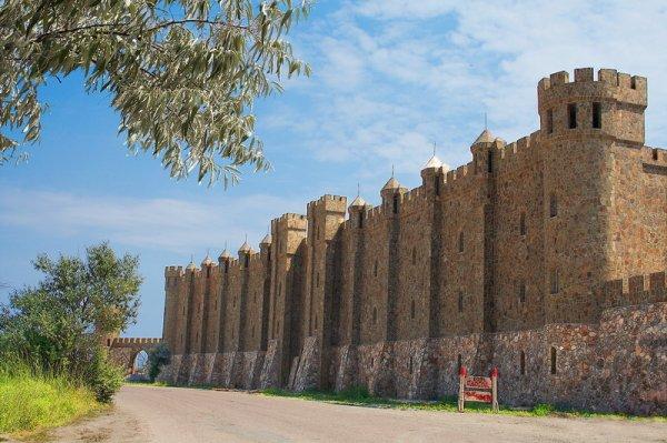 В Дании археологи нашли построенную в X веке крепость викингов