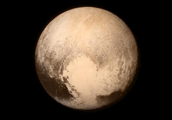 Ученые нашли на Плутоне город древней цивилизации