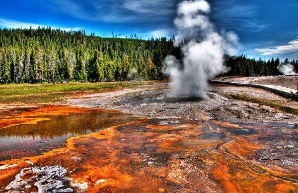 В NASA смогут предотвратить извержение вулкана Йеллоустоун