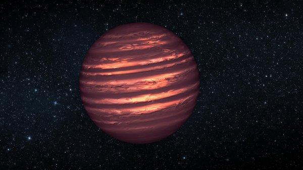 Ученые: Коричные карлики похожи на планету Нептун
