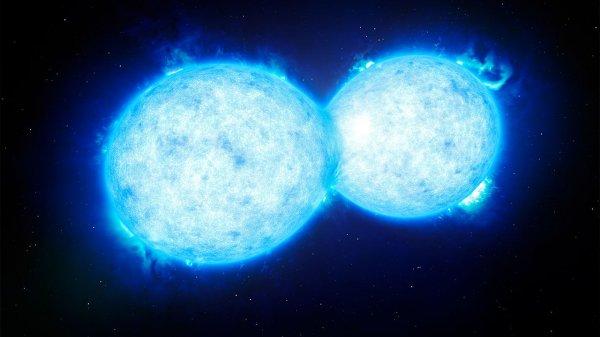 Ученые предсказали катастрофу из-за слияния двух звезд-белых карликов