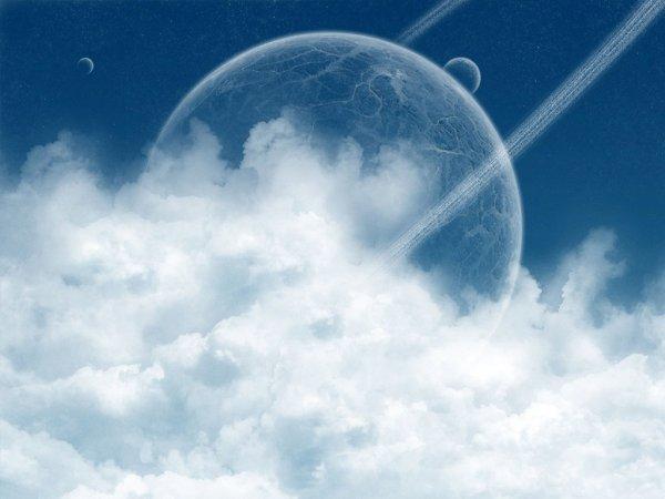 В зоне обитаемости найдена планета-туман