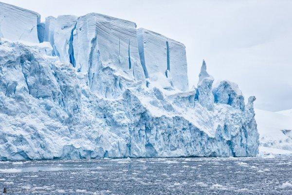 Учёные разработали модель для наблюдения за потеплением в Антарктиде